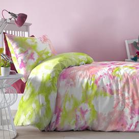 image-Tie Dye - Childrens Duvet Cover Set