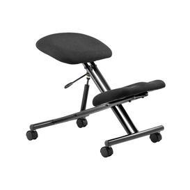 image-Visby Kneeling Chair, Black