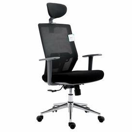 image-Ergonomic Mesh Executive Chair Symple Stuff Colour (Upholstery): Black