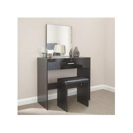 image-Ottawa Dressing Table Set In Black