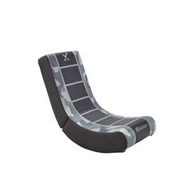 image-X Rocker Video Rocker Floor Gaming Chair
