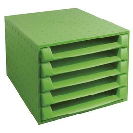 image-Mcgee Desk Organiser Symple Stuff Colour: Apple Green