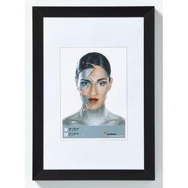 image-Thomson Picture Frame Metro Lane Colour: Black, Size: 30cm H x 20cm W