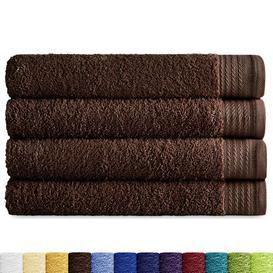 image-Oropeza 4 Piece Bath Towel Same-Size Set Ebern Designs