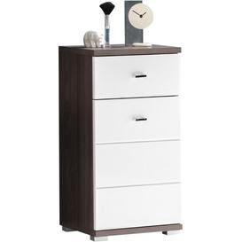 image-Madeline 38 x 73cm Free Standing Cabinet Belfry Bathroom
