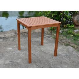 image-Rudloff Solid Wood Side Table Sol 72 Outdoor