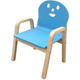 image-Mccracken Children's Chair Isabelle & Max Colour: Blue