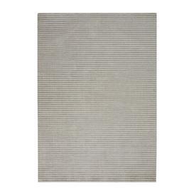 image-Calvin Klein - Newark Rug - Silver - 183x122cm