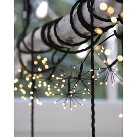 image-Solar Starburst LED Outdoor String Lights