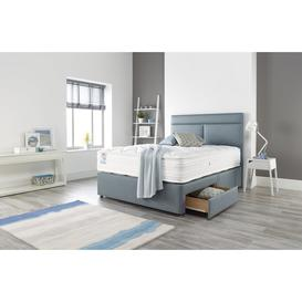 image-Slumberland Vantage Pocket 2200 Platform Top Bed Set on Legs