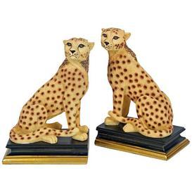 image-Cheetah Bookends Bloomsbury Market