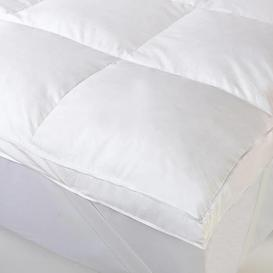 """image-""""Double Luxury 3 Feather Mattress Topper"""""""""""""""