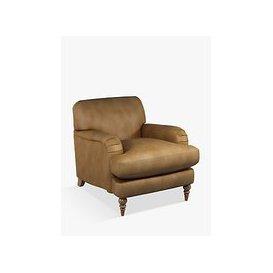 image-John Lewis & Partners Harrogate High Back Armchair, Dark Leg
