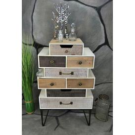 image-Eunice 8 Drawer Chest Mercury Row