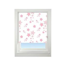 image-Universal 150cm Pink Twinkle Twinkle Blackout Roller Blind