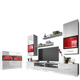 "image-Mcgreevy Entertainment Unit  for TVs up to 60"" Wade Logan Colour: White"