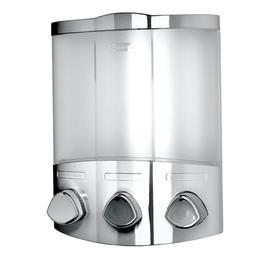 image-Trio Soap Dispenser Croydex