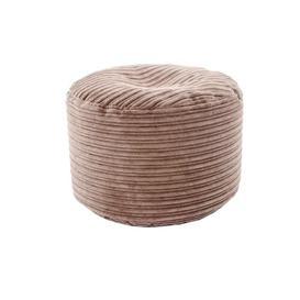 image-Malin Pouffe Ebern Designs Upholstery Colour: Mocha