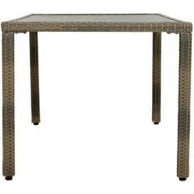 image-Balmore Basic Rattan Dining Table Sol 72 Outdoor
