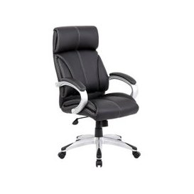 image-Next-Day Beckett High Back Executive Chair, Free  Delivery