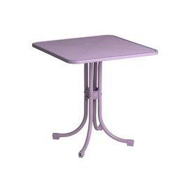 image-Alexander Rose Portofino Bistro Table Purple 70cm x 70cm