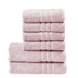 image-Oroville 6 Piece Towel Bale Ebern Designs Colour: Mauve