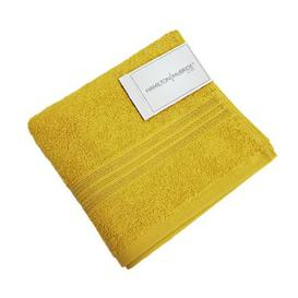 image-Hamilton McBride Face Cloth Yellow 2 Pack