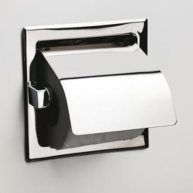 image-Shavonne Wall Mounted Toilet Roll Holder Belfry Bathroom
