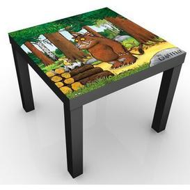 image-Neely Children's Table Happy Larry Colour: Black