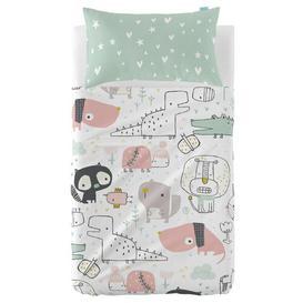 image-Woodall Crib Bedding Set Isabelle & Max Size: 120cm W x 180cm L