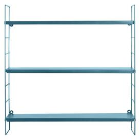 image-Anastazja Wall Shelf Brayden Studio Finish: Tapestry Blue