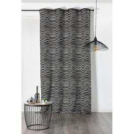 image-Conrado Eyelet Room Darkening Single Curtain Wade Logan