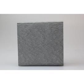 image-Trista Plastic Raised Flower Bed Freeport Park Colour: Grey, Size: 14cm H x 122cm W x 122cm D