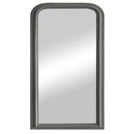 image-Florence Furniture Arched Mirror Grey