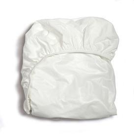 image-Shield Waterproof Fitted Cot Sheet YappyKids