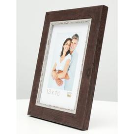 image-Olson Picture Frame Brambly Cottage Colour: Brown, Size: 35.2cm H x 25.2cm W x 1.6cm D