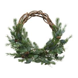 image-A by AMARA Christmas - Pinecone Wreath