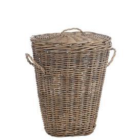image-Willow Wicker Basket Beachcrest Home