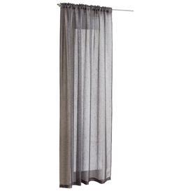 image-Adira Metallic Slot Top Sheer Curtain