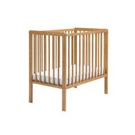 image-Carolina Space Saving Cot and Spring Mattress