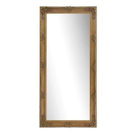 image-Kitt Leaner Mirror Fairmont Park Finish: Gold