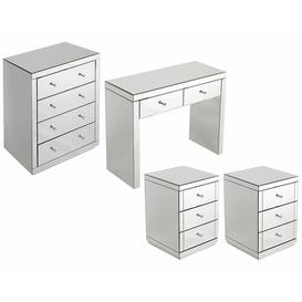 image-Damion 4 Piece Bedroom Set Mercer41