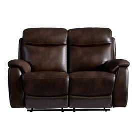 image-Aldan 2 Seater Reclining Loveseat Marlow Home Co. Upholstery: Tan