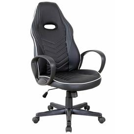 image-Silvia Ergonomic Gaming Chair Mercury Row