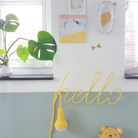 image-Hello Coat rack