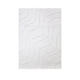 image-Carved Waves Rug