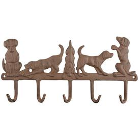image-Rizal Wall Mounted Coat Rack Brambly Cottage
