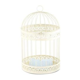 image-Classic Treport Decorative Bird House Fleur De Lis Living