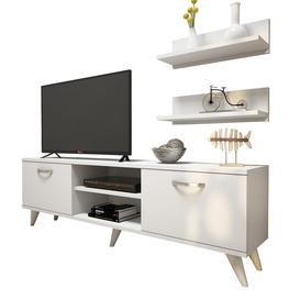 """image-""""Buzard Entertainment Unit for TVs up to 55"""""""""""""""
