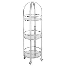 image-Spalding Serving Cart Canora Grey